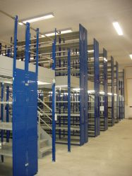 Multilevel warehouses 2