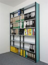 Shelving racks 1
